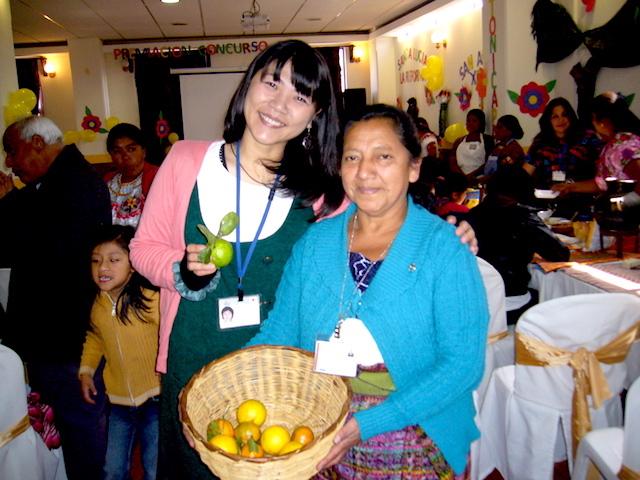 「青年海外協力隊栄養士としての活動紹介@グアテマラ」前編