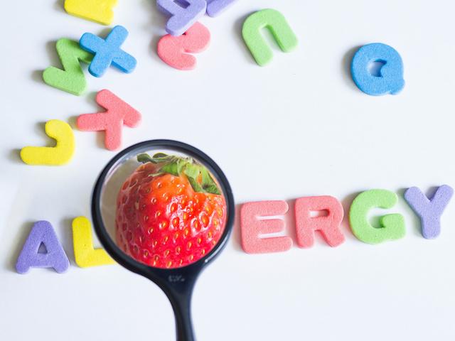 子どもの食物アレルギーとの上手な付き合い方