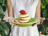 ダイエット中にも安心して食べられる!前向きパンケーキのレシピ