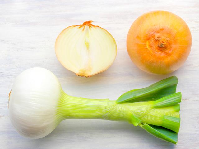 旬を迎えた野菜を食べよう!①玉ねぎの話