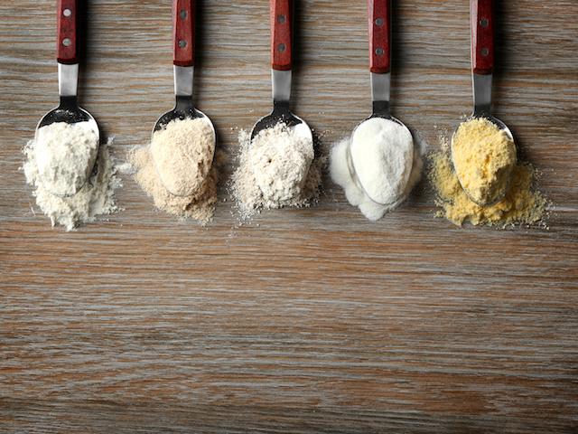 【粉の種類①】うるち米粉ともち米粉