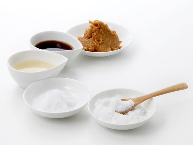【調理学基礎③】調味料の「さしすせそ」を押さえよう!