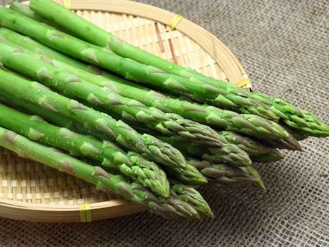 食材と栄養について「アスパラガス」をもっと知ろう!