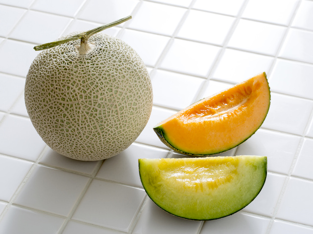 食材と栄養について「メロン」をもっと知ろう!