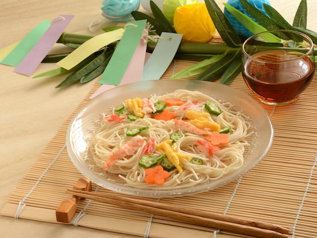七夕の行事食とは?由来やおすすめレシピをご紹介
