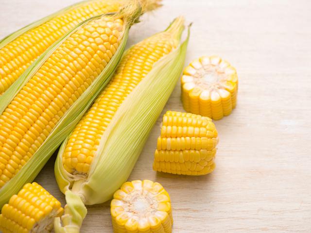 食材と栄養について「スイートコーン」をもっと知ろう!