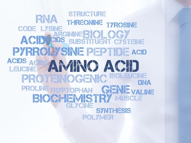 よく聞く「アミノ酸」の役割や効果って何?どんな種類があるの?