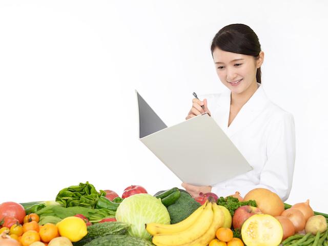 日本人の食生活・栄養の問題点とは?④ 野菜・果物の正しい摂り方を知ろう